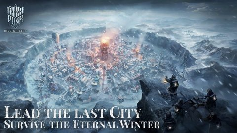 Frost:punk Rise of City 配信日と事前登録の情報 - アプリゲット